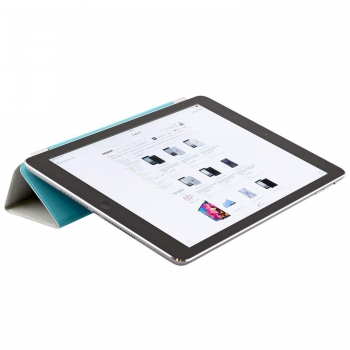 iPad Smart Cover blau schräg HandyShop Linz MobileWorld