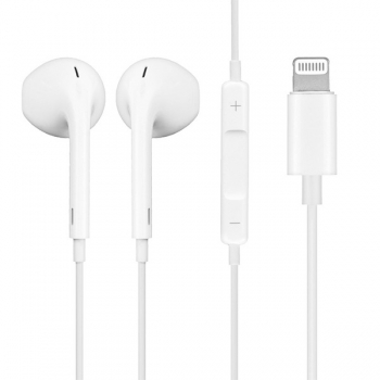 Original Apple Earpods Kopfhörer Headset iPhone Lightning MMTN2AM Box Handyshop Linz MobileWorld