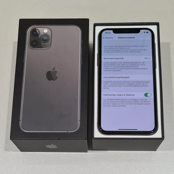 Apple iPhone 11 Pro 256GB Space Gray sehr neuwertig!