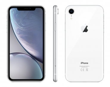 iPhone Xr White Weiß Handy Shop Linz Mobileworld kaufen