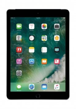 Apple iPad 2017 128GB  LTE Space Gray werksoffen NEU!