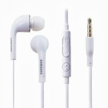 Original Samsung Stereo In-Ear Headset weiss EO-HS3303WE