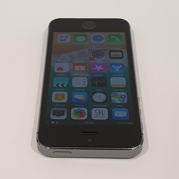 Apple Iphone 5s In Space Gray Neuwertig In Linz Kaufen