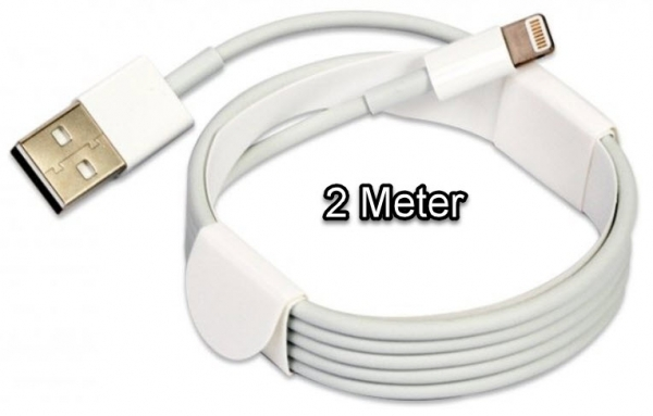 Apple Lightning Ladekabel 2 Meter MD819ZM/A Handyshop Linz MobileWorld kaufen