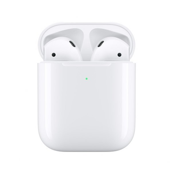 Apple Airpods mit Wireless Charging Case kabellos laden MRXJ2ZM/A Handyshop MobileWorld Linz kaufen